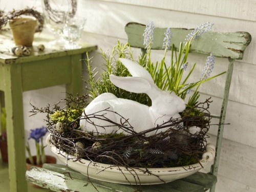 Best 41 Fashionable Ideas To Decorate Your Home For Easter This Month