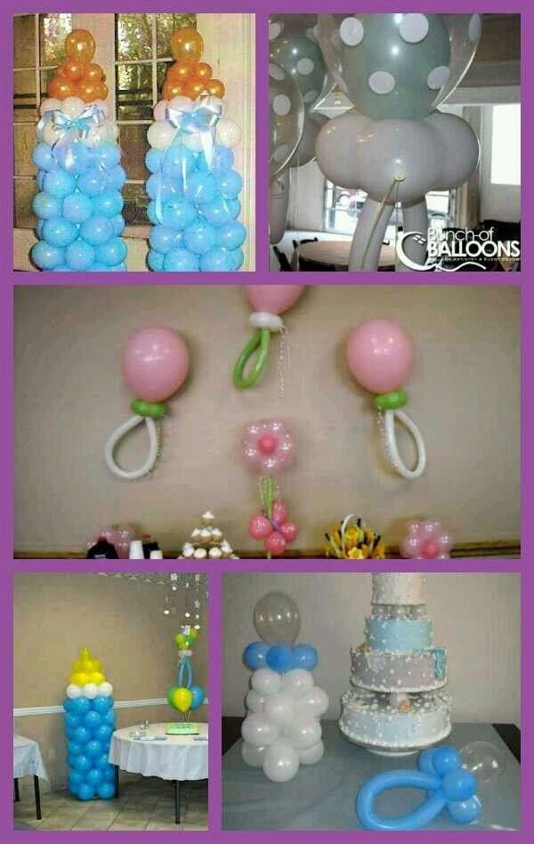 Best Baby Shower Balloon Decorations Pictures Photos And This Month