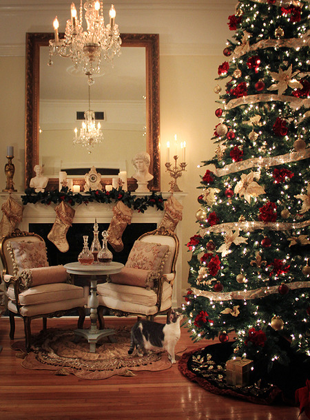 Best Elegant Christmas Decor Pictures Photos And Images For This Month