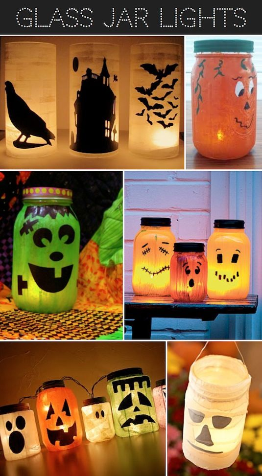 Best 16 Easy But Awesome Homemade Halloween Decorations With This Month