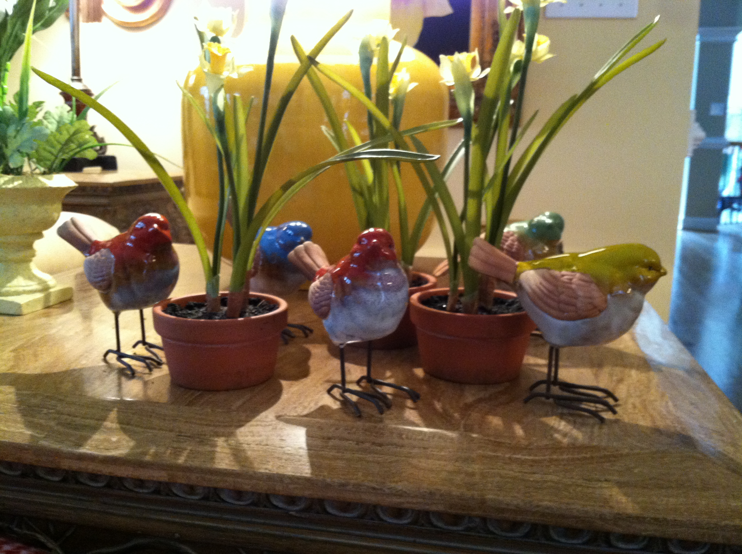 Best Add Birds To Your Easter Decor Mommy Blogs Decorate This Month