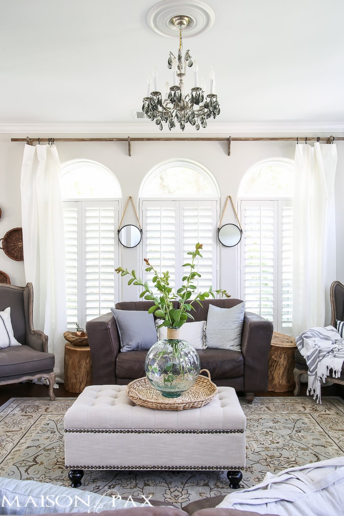 Best Classy Yet Affordable White Curtains Maison De Pax This Month