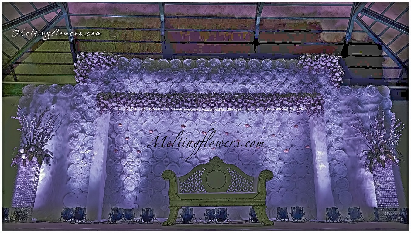 Best Flamboyant Wedding Backdrop Decoration Ideas That Can This Month