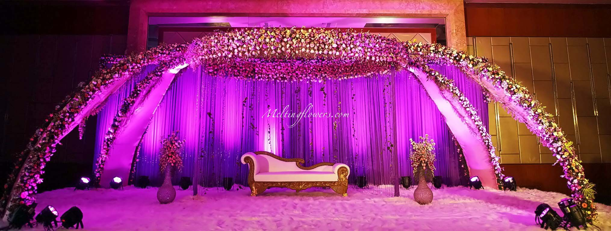 Best Share Wedding Stage Design » Tips Me This Month