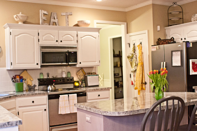Best Tips Decorating Above Kitchen Cabinets My Kitchen This Month