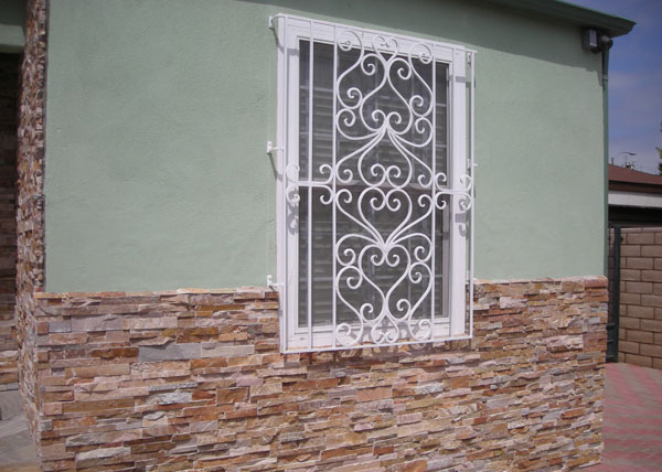 Best Wrought Iron Security Window Bars San Diego Ca Fire This Month