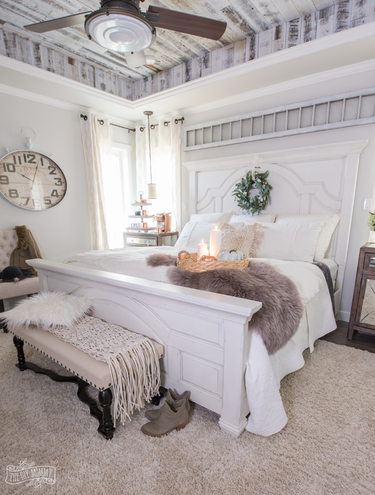 Best Cozy Easy Fall Bedroom Decorating Ideas The Diy Mommy This Month
