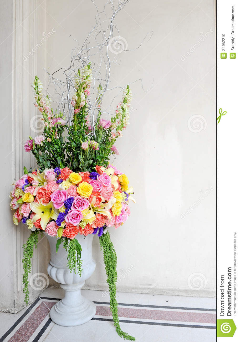 Best Beautiful Flower P*T For Decor Stock Photo Image 24952210 This Month