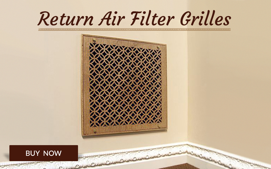 Best Decorative Wood Wall Vent Return Air Grille Pattern Cut This Month