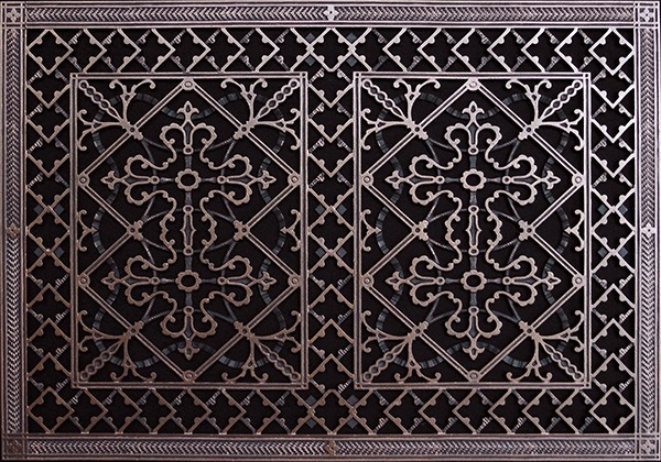 Best Decorative Grille 20X30 Arts And Crafts Style Beaux Arts This Month