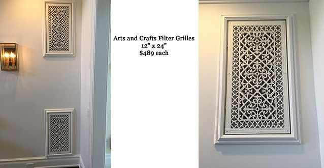 Best Decorative Filter Grilles This Month