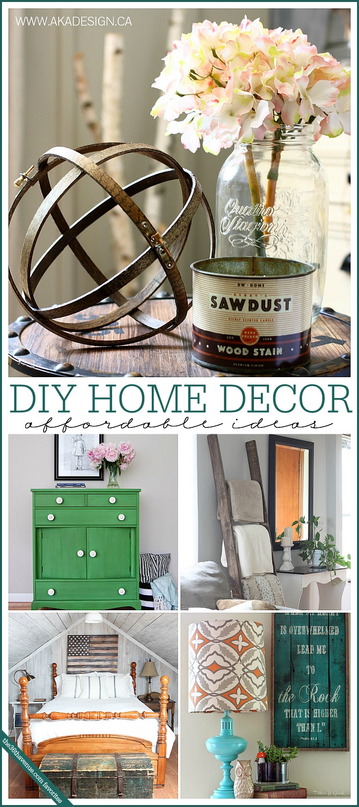 Best Home Decor Affordable Diy Ideas The 36Th Avenue This Month