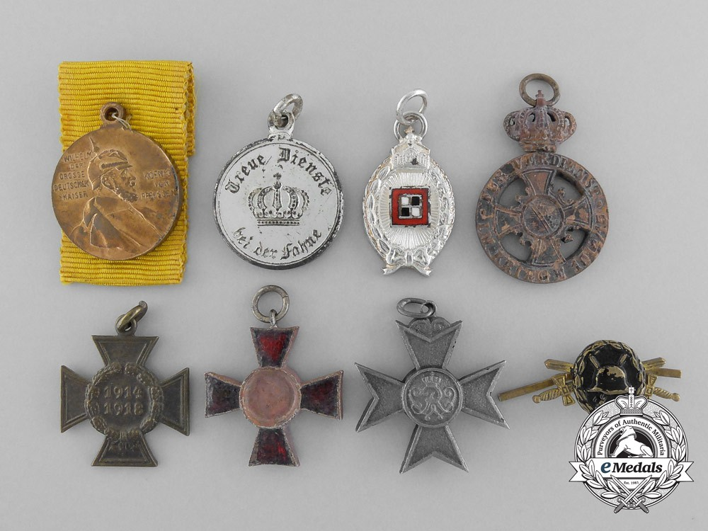 Best Eight Miniature German Medals Awards And Decorations This Month