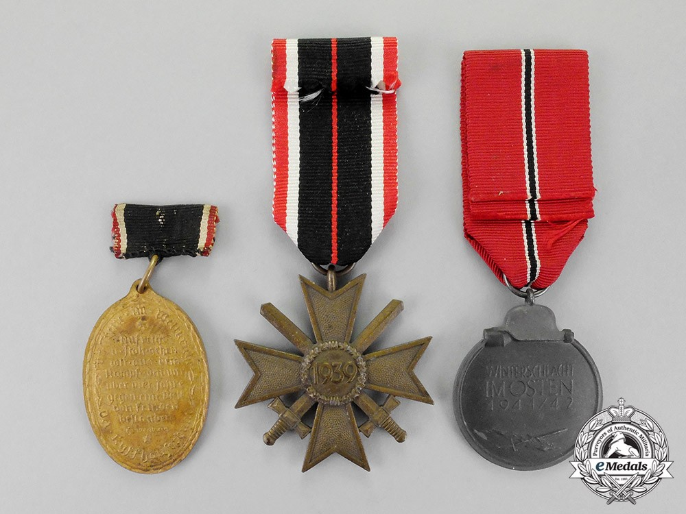 Best Germany Three Medals Awards And Decorations This Month