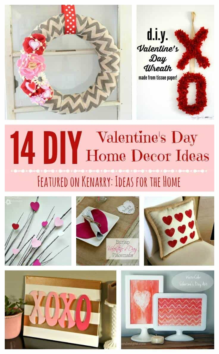 Best Valentine S Day Home Decor 14 Beautiful Diy Ideas This Month