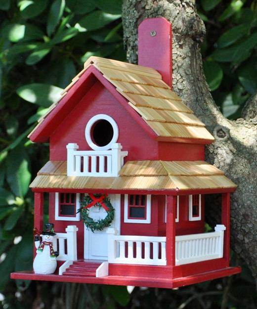 Best Salvaged Wood Birdhouse Designs Adding Beautiful Yard This Month