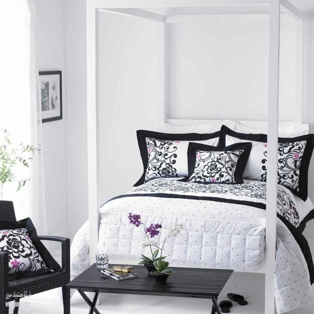 Best 18 Stunning Black And White Bedroom Designs This Month