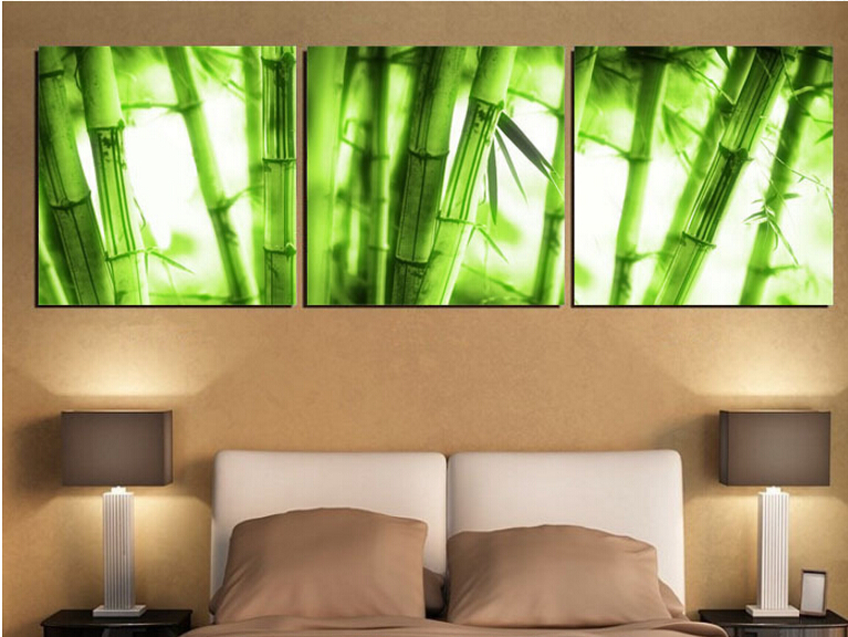 Best Framed Art 3 Piece Wall Art Picture On Canvas Wall This Month