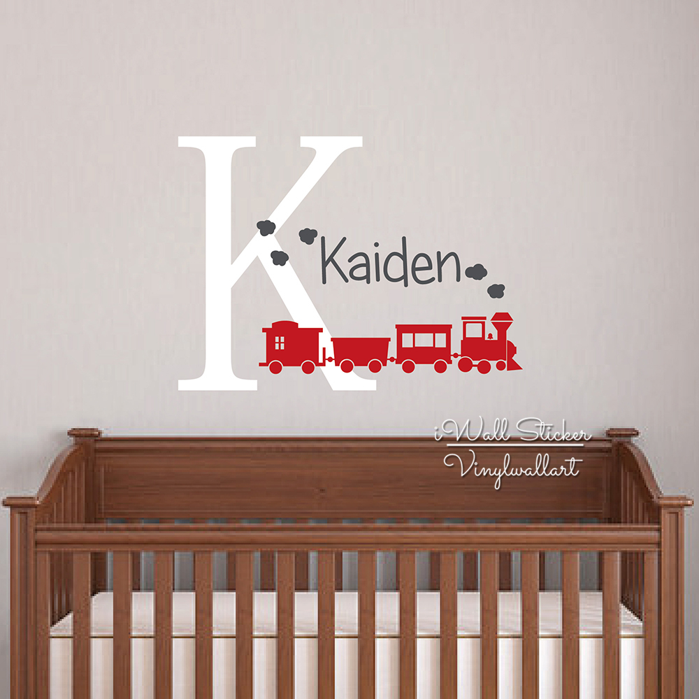 Best Aliexpress Com Buy Baby Nursery Name Wall Sticker This Month