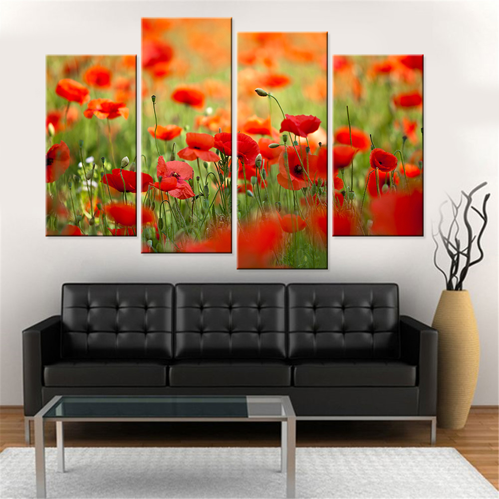 Best Drop Shipping Modern Canvas Painting Wall Art Print Oil This Month