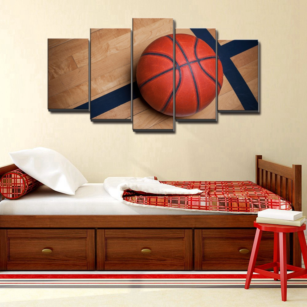 Best Basketball Sports Canvas Wall Art For Boys Bedroom Decor This Month