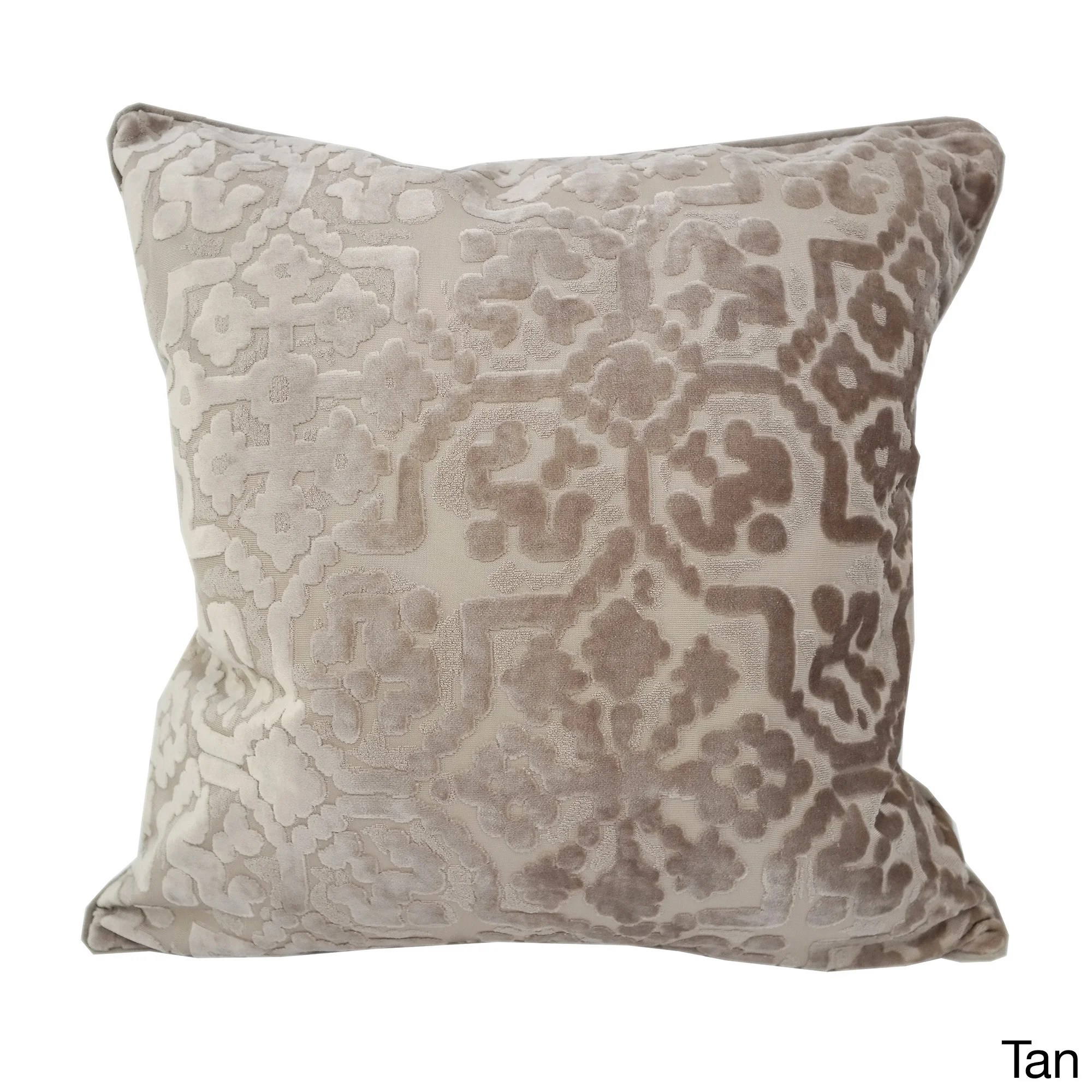 Best Kingray Furniture And Pillows Damask Decorative Cut Velvet This Month