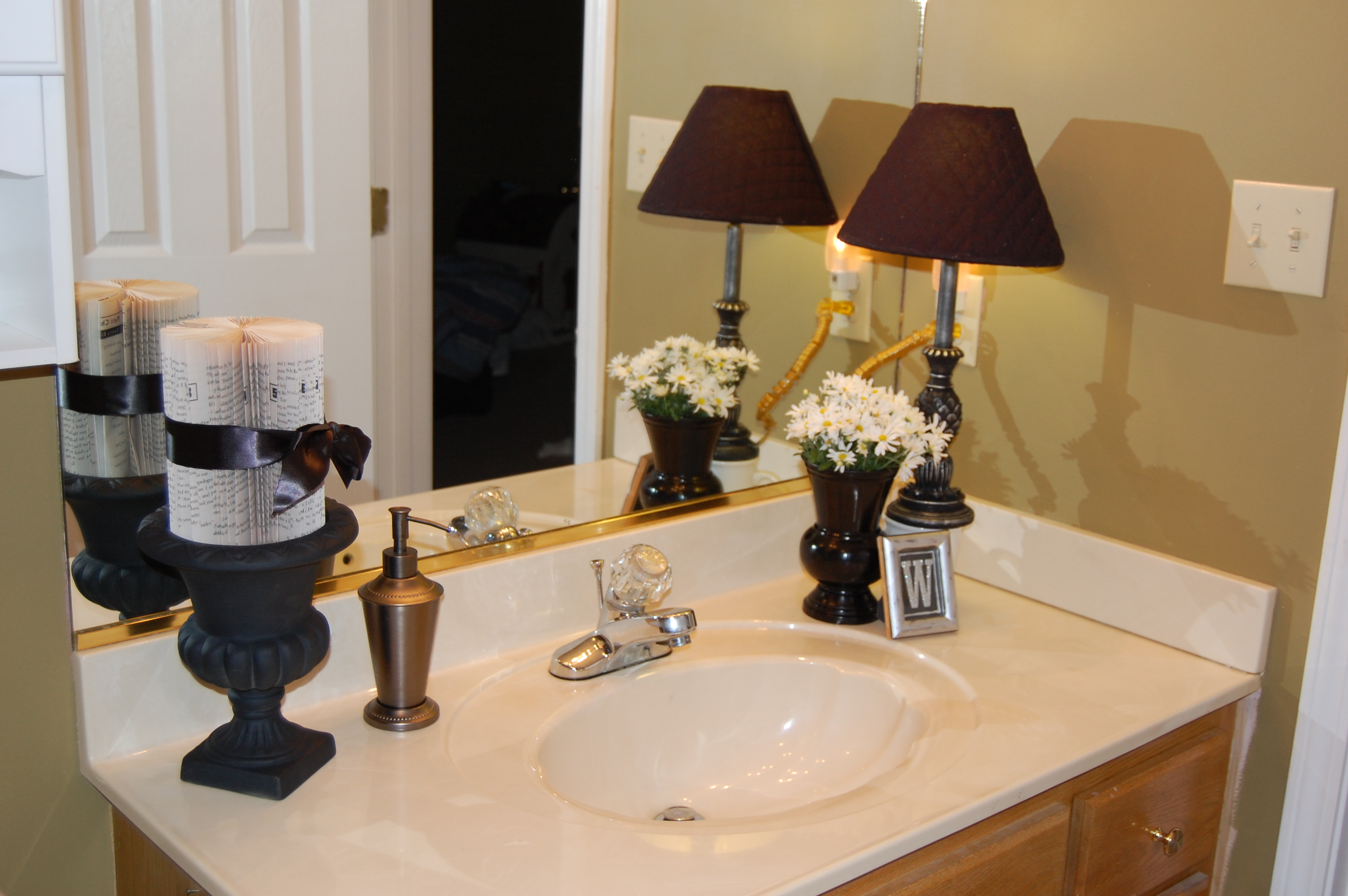 """Best """"Freestyle"""" Bathroom Makeover Let S Get Cooking This Month"""