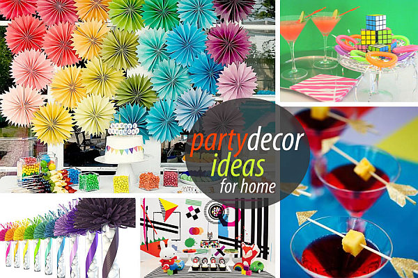 Best Unique Party Decor To Spice Up Your Entertaining This Month