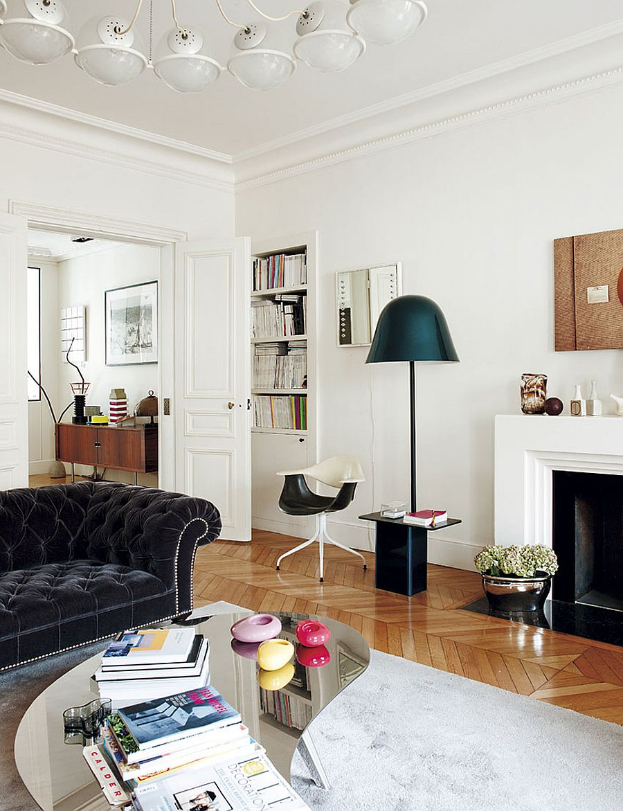 Best Decorating Parisian Style Chic Modern Apartment By Sandra This Month