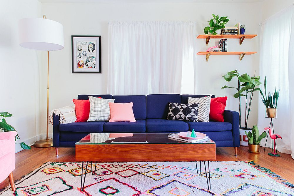 Best Vibrant Trend 25 Colorful Sofas To Rejuvenate Your Living This Month