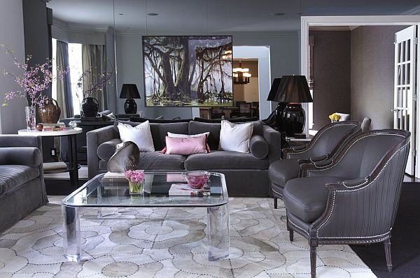 Best 21 Gray Living Room Design Ideas This Month