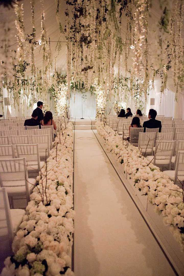 Best 10 Awesome Wedding Aisle Decorations To Choose From This Month