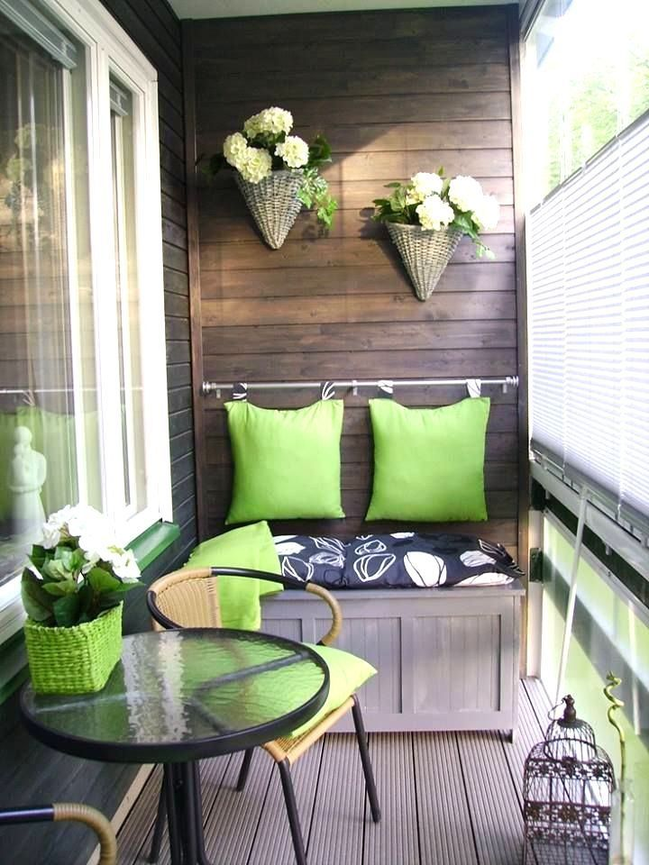 Best Small Balcony Decorating Ideas For Modern Homes This Month