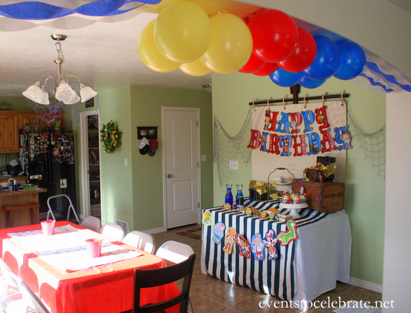 Best Jake And The Neverland Pirates Party Decorations Events This Month