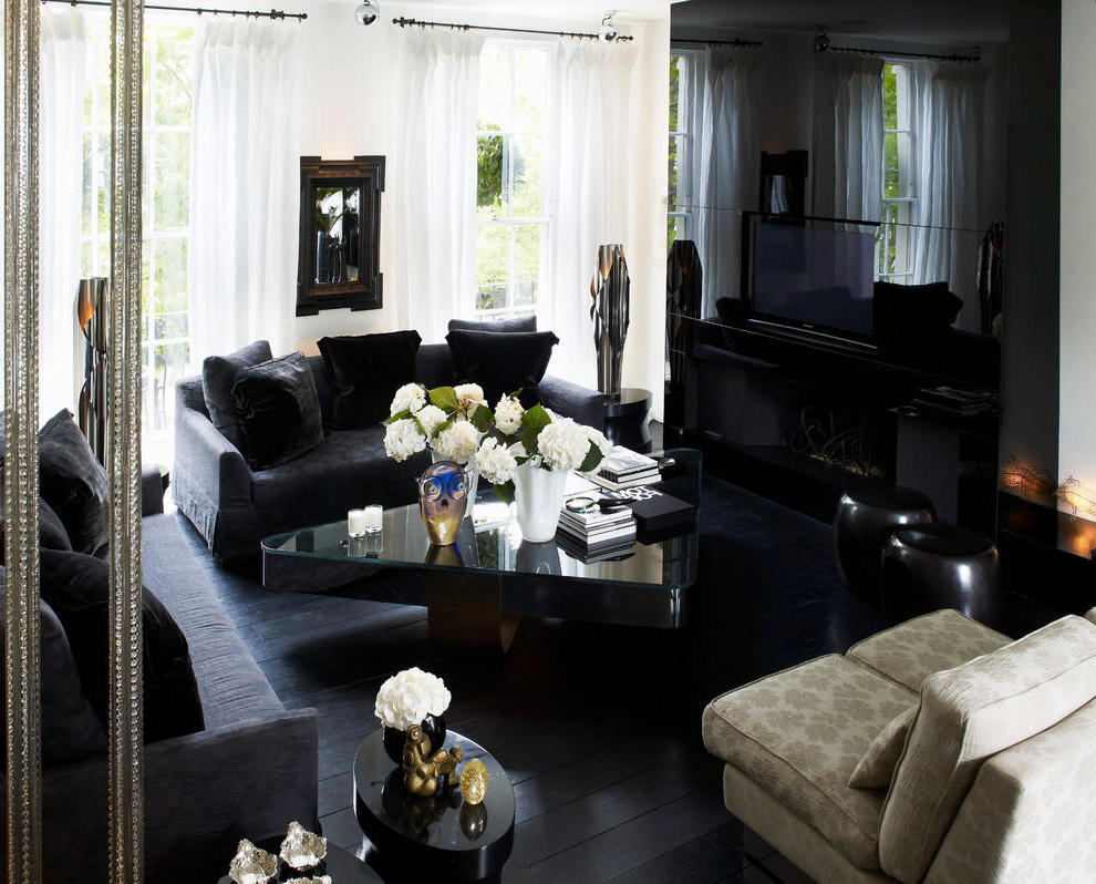 Best Black And White Contemporary Apartment Designs 2737 This Month