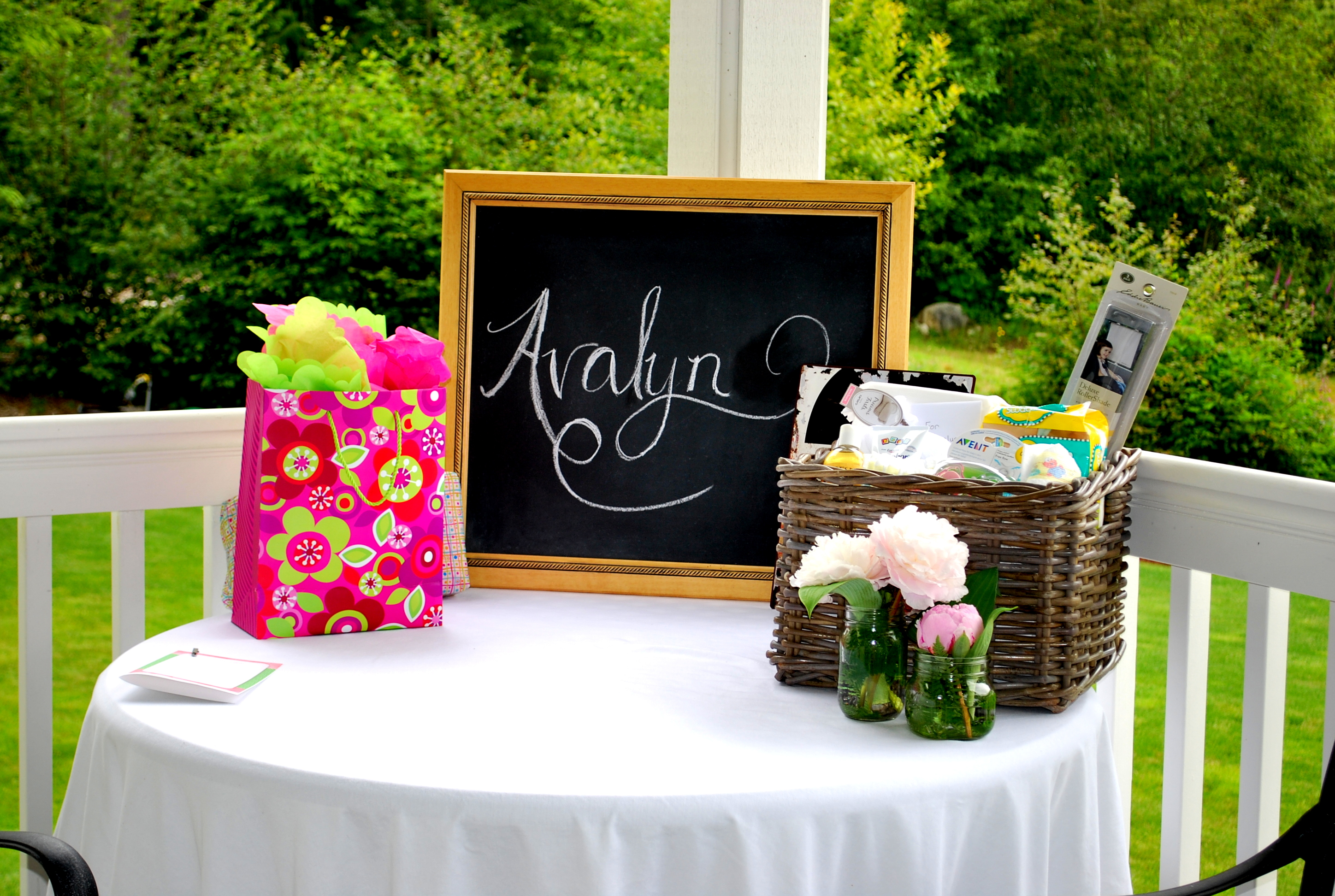 Best Outdoor Baby Shower Whatever The Weather A Gathering Place This Month