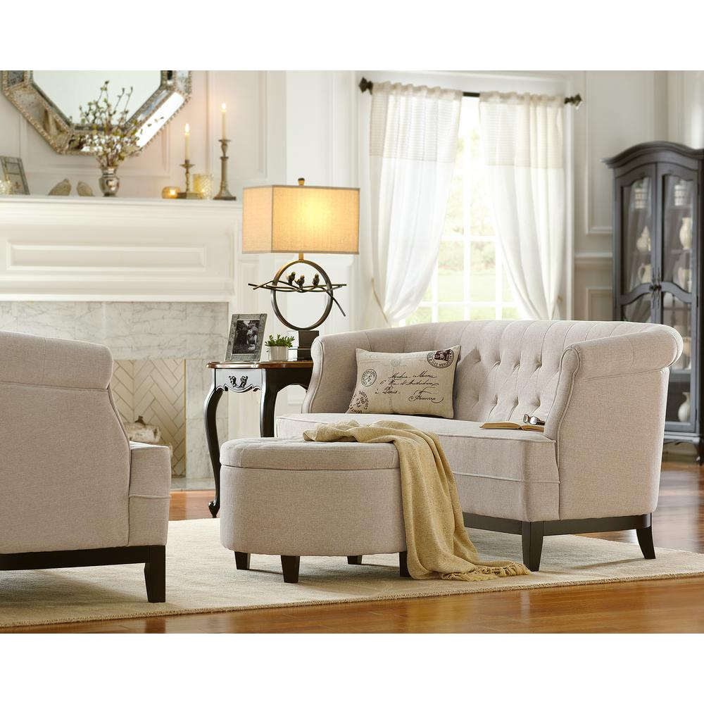 Best Home Decorators Collection Emma Textured Natural Chenille This Month