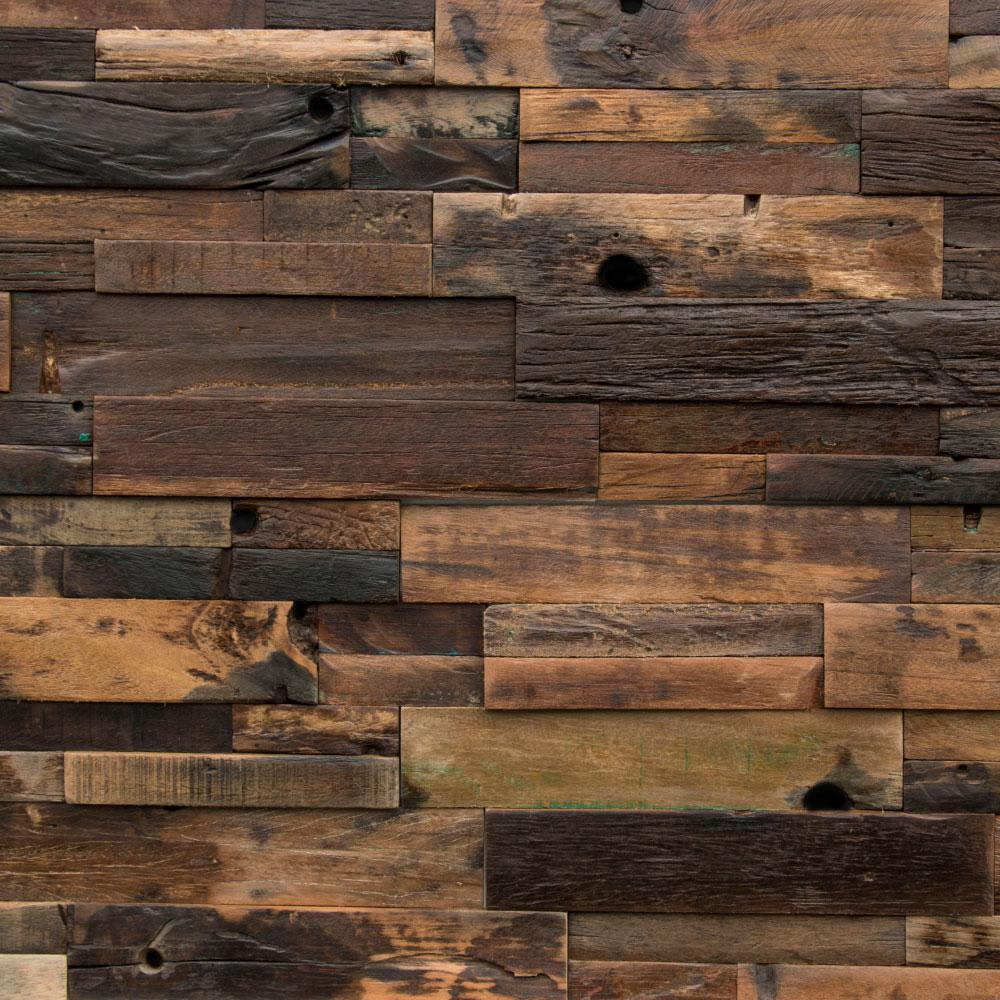 Best Realstone Systems Reclaimed Wood 1 2 In X 24 In X 12 In This Month