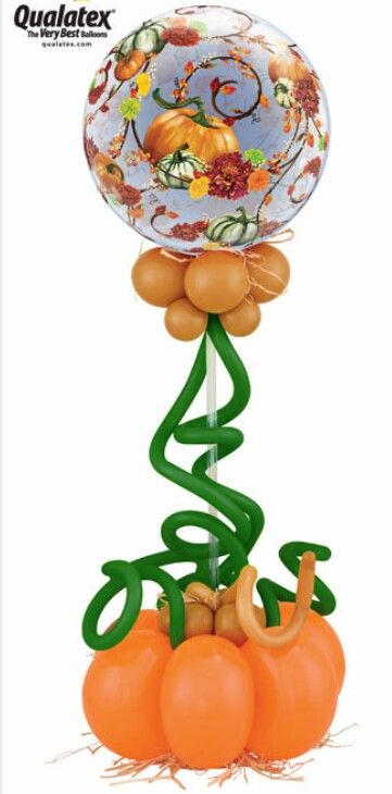 Best 11 Best Fall Balloon Decor Images On Pinterest Balloon This Month