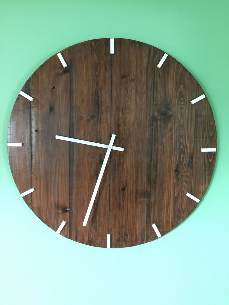 Best 25 Extra Large Wall Clock Ideas On Pinterest This Month
