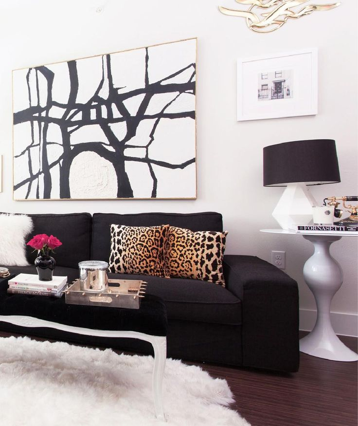 Best 25 Black Couch Decor Ideas On Pinterest Black Sofa Living Room Living Room Decor With This Month