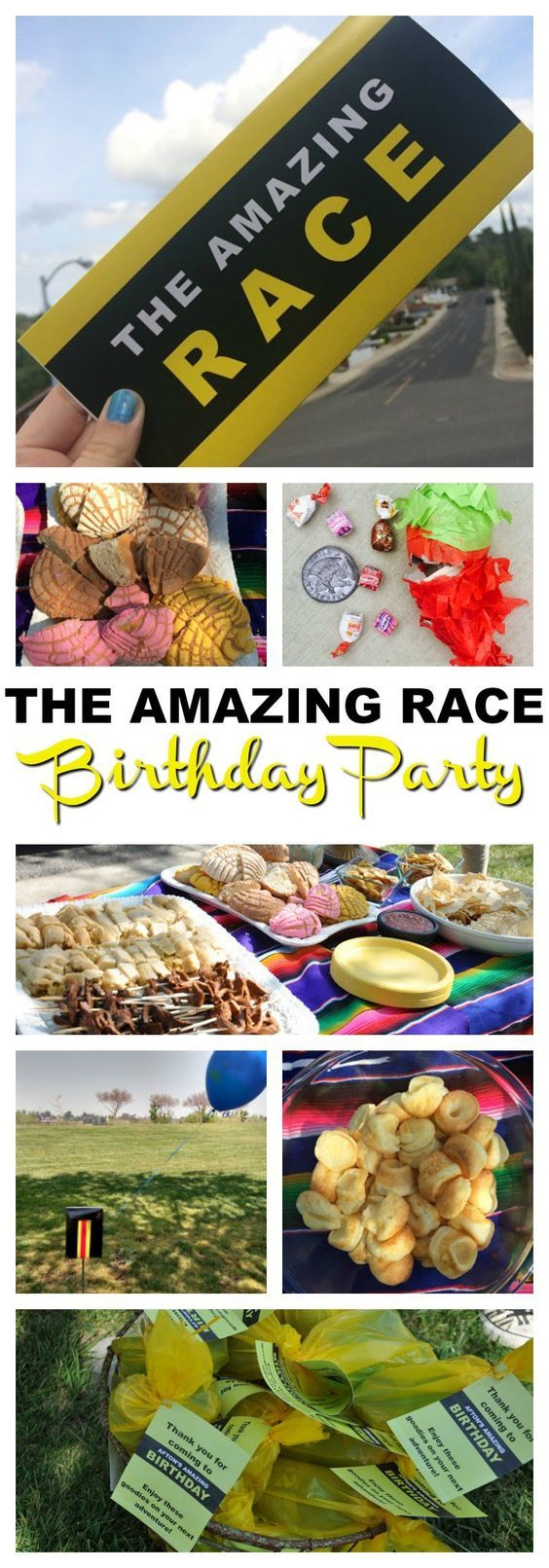 Best 25 Unique Amazing Race Party Ideas On Pinterest Amazing This Month