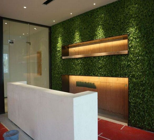 Best Fake Artificial Grass Wall Decor For Modern Wall Decor This Month