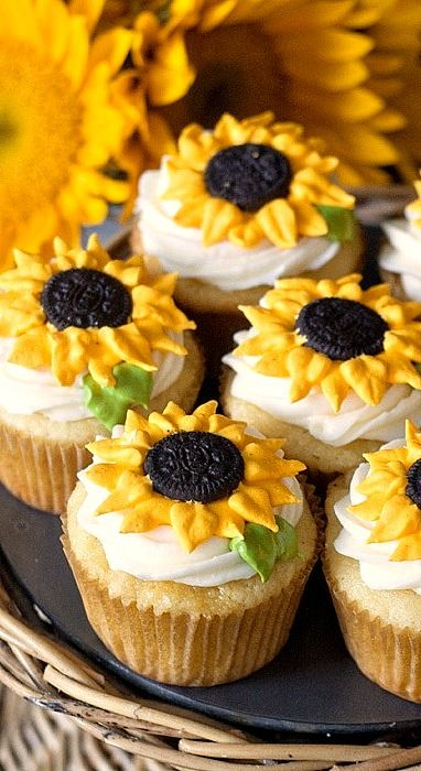 Best 25 Autumn Cupcakes Ideas On Pinterest Easy Cupcake This Month
