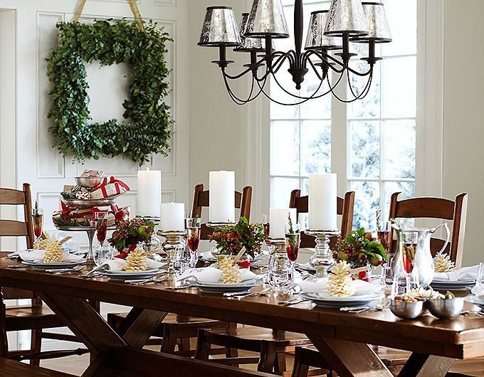 Best 78 Best Pottery Barn Christmas Images On Pinterest Merry This Month