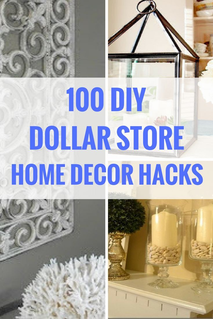 Best 100 Dollar Store Diy Home Decor Ideas Townhouse Living This Month