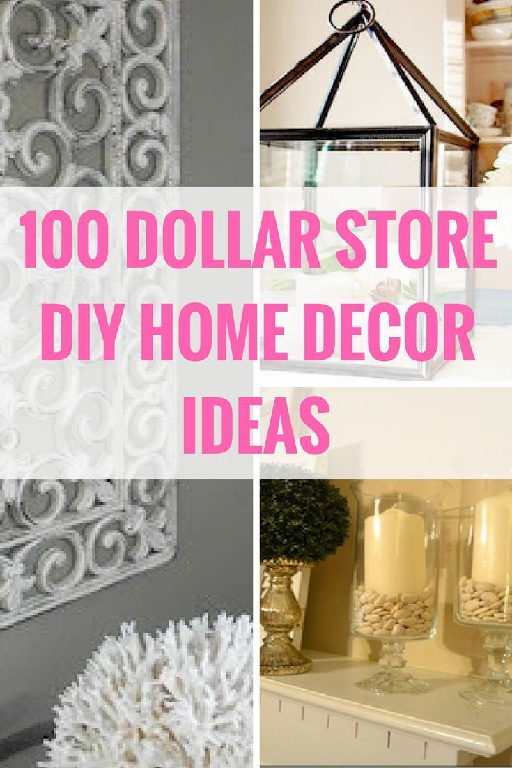 Best Decorate For Less With These Dollar Store Diy Projects This Month