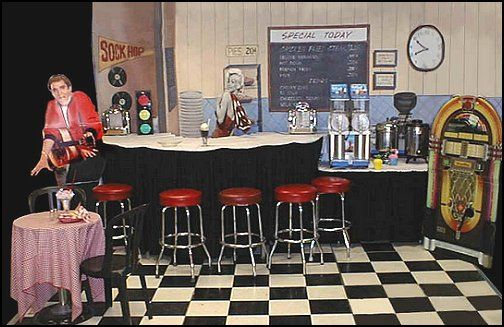 Best 50S Diner Style Furnishings Vintage Faves Retro Home This Month