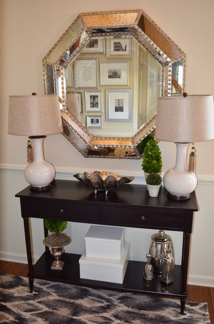 Best 25 Foyer Decorating Ideas On Pinterest Entryway This Month