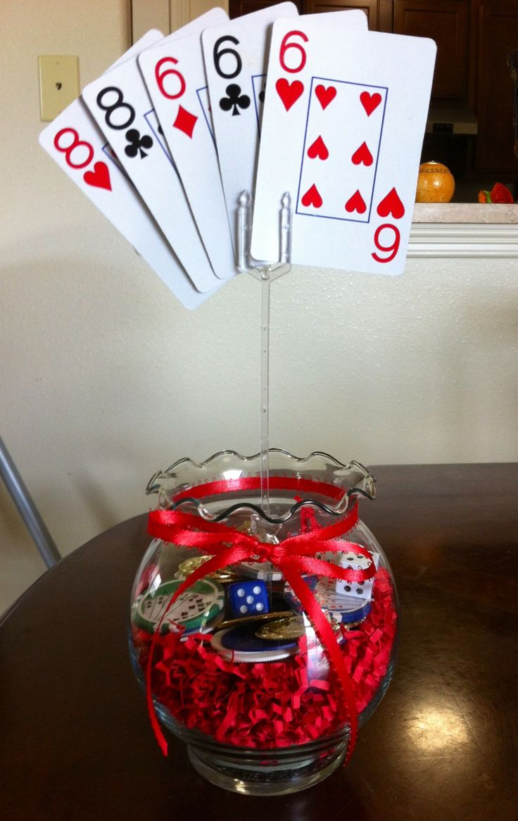 Best 25 Casino Themed Centerpieces Ideas On Pinterest This Month